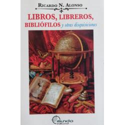 LIBROS, LIBREROS,...