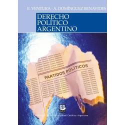DERECHO POLÍTICO ARGENTINO