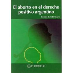 EL ABORTO EN EL DERECHO...