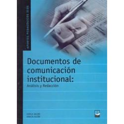 DOCUMENTOS DE COMUNICACIÓN...