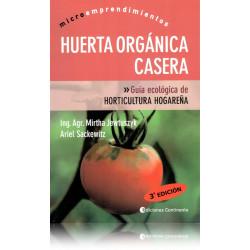 HUERTA ORGÁNICA CASERA