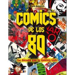 COMICS DE LOS 80