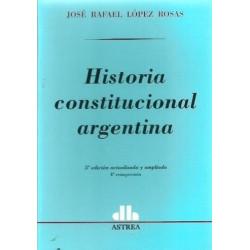 HISTORIA CONSTITUCIONAL...